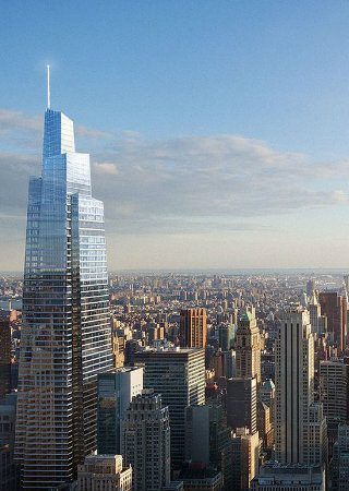 The Most Amazing and Expensive Skyscrapers of The United States!