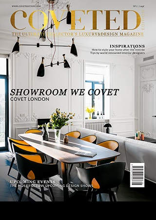 6 Inspiring Articles Published On CovetED Magazine ➤ To see more news about Luxury Design visit us at http://covetedition.com/ #interiordesign #luxurybrand #maisonetobjet2018 @BathroomsLuxury @bocadolobo @delightfulll @brabbu @essentialhomeeu @circudesign @mvalentinabath @luxxu @covethouse_