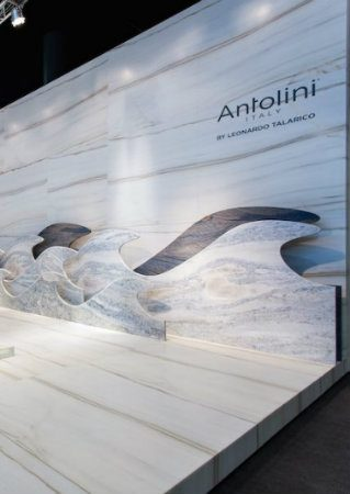 Antolini Showcased a New Stone Collection at Maison et Objet 2018