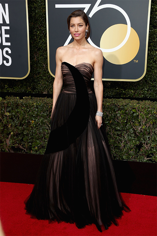 Golden Globes 2018: The best red carpet looks