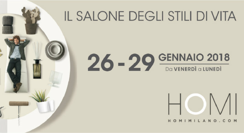 HOMI 2018 A Preview Of Italy's First Big Design Event of 2018 homi 2018 HOMI 2018: A Preview Of Italy's First Big Design Event of 2018 HOMI 2018 A Preview Of Italys First Big Design Event of 2018 1