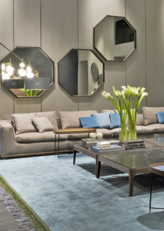 Porada Celebrated Their 70th Birthday at Maison et Objet and Imm 2018