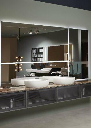 Quality Bathroom Design by Antonio Lupi at Maison et Objet 2018