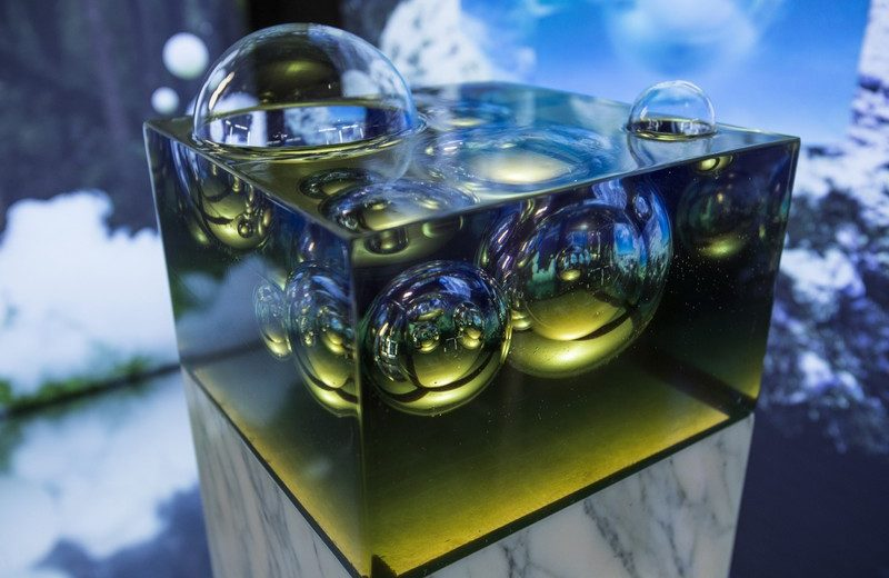 The Cabinet of Curiosities of WonderGlass at Maison et Objet 2018