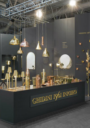 The Eclectism of Ghidini 1961 at Maison et Objet 2018