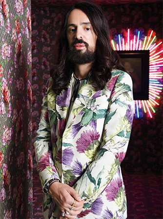 Alessandro Michele Opens His Gucci Garden in Florence
