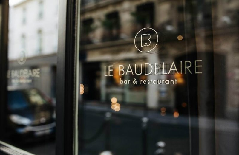 Le Baudelaire Restaurant Le Baudelaire Restaurant: A Visual Discovery to Awaken the Senses luxury restaurants paris