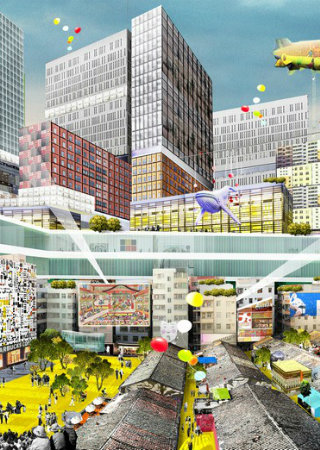 All About The Bi-City Biennale of Urbanism/Architecture