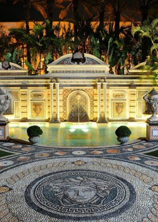 Book a Suite at The Villa, the Former Gianni Versace Mansion