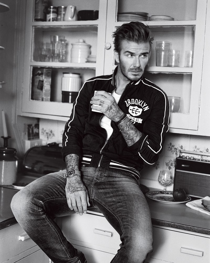 David Beckham Joins Forces with L'Oreal to Launch House 99 > CovetED Magazine > The ultimate collector's luxury and design magazine > #davidbeckham #menscosmetics #house99
