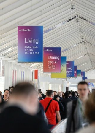 Frankfurt's Ambiente 2018 - The Market of Today and Tomorrow