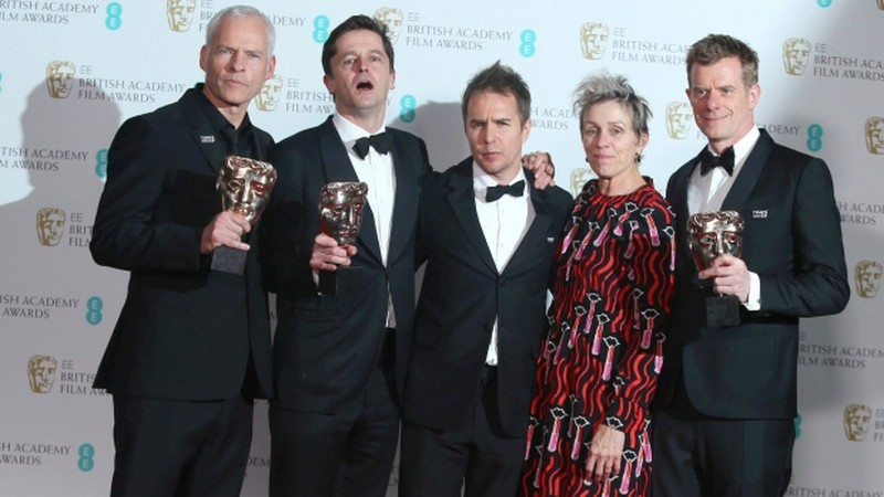 The Winners of the 71st Edition of The BAFTA Awards