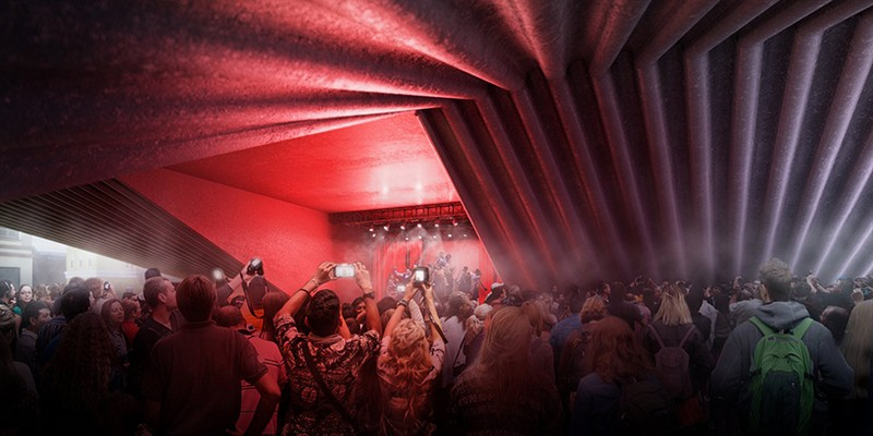 Albania's New National Theatre Will Be Designed by Bjarke Ingels Group 5 bjarke ingels group Albania's New National Theatre Will Be Designed by Bjarke Ingels Group Albanias New National Theatre Will Be Designed by Bjarke Ingels Group 5
