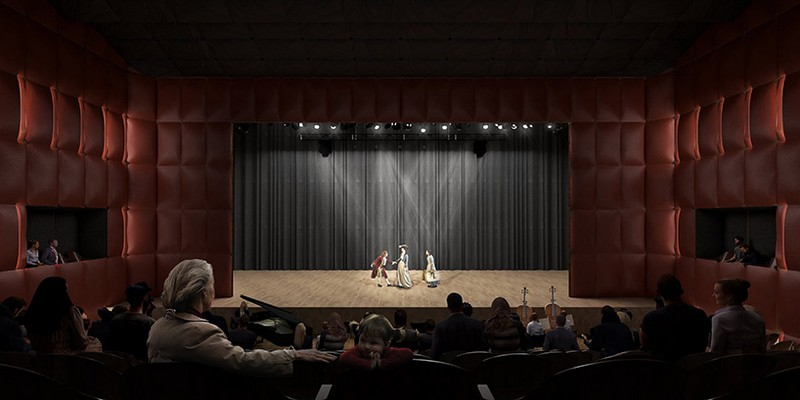 bjarke ingels group Albania's New National Theatre Will Be Designed by Bjarke Ingels Group Albanias New National Theatre Will Be Designed by Bjarke Ingels Group 6