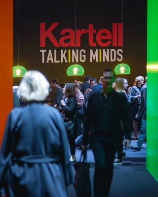 An Infinite Combination of Pieces by Kartell at Salone del Mobile 2018. To see more news about design, subscribe our newsletter right now! #salonedelmobile2018 #salonedelmobile #kartell #milandesignweek #luxurybrands #topdesignerbrands #philippestarck #tokujinyoshioka #italiandesign