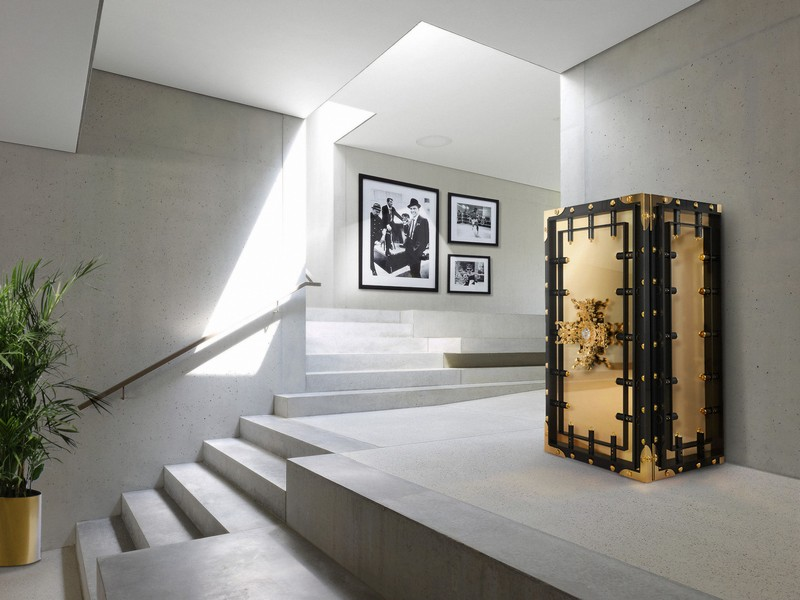 Be Stunned by the Exclusivity of Boca do Lobo's Knox Luxury Safes 4 luxury safes Be Stunned by the Exclusivity of Boca do Lobo's Knox Luxury Safes Be Stunned by the Exclusivity of Boca do Lobos Knox Luxury Safes 4