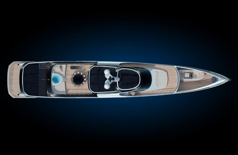 Discover the Very First Foiling Superyacht, Dynamiq's GTT 165 Model 2 dynamiq's gtt 165 Discover the Very First Foiling Superyacht, Dynamiq's GTT 165 Model Discover the Very First Foiling Superyacht Dynamiqs GTT 165 Model 2