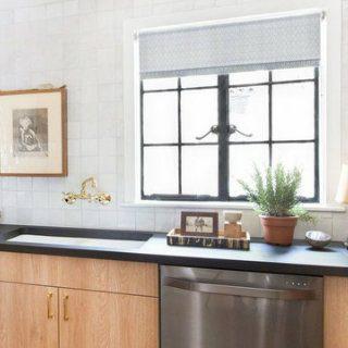Nate Berkus Presents His New Vintage Décor Kitchen