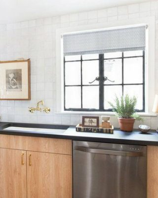 Nate Berkus Presents His New Vintage Décor Kitchen