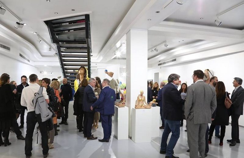 Remembering the Grand Opening of Bel-Air Fine Art's First London Space 5