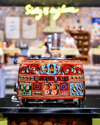 Dolce & Gabbana x Smeg Honour Sicily with Domestic Appliances Project