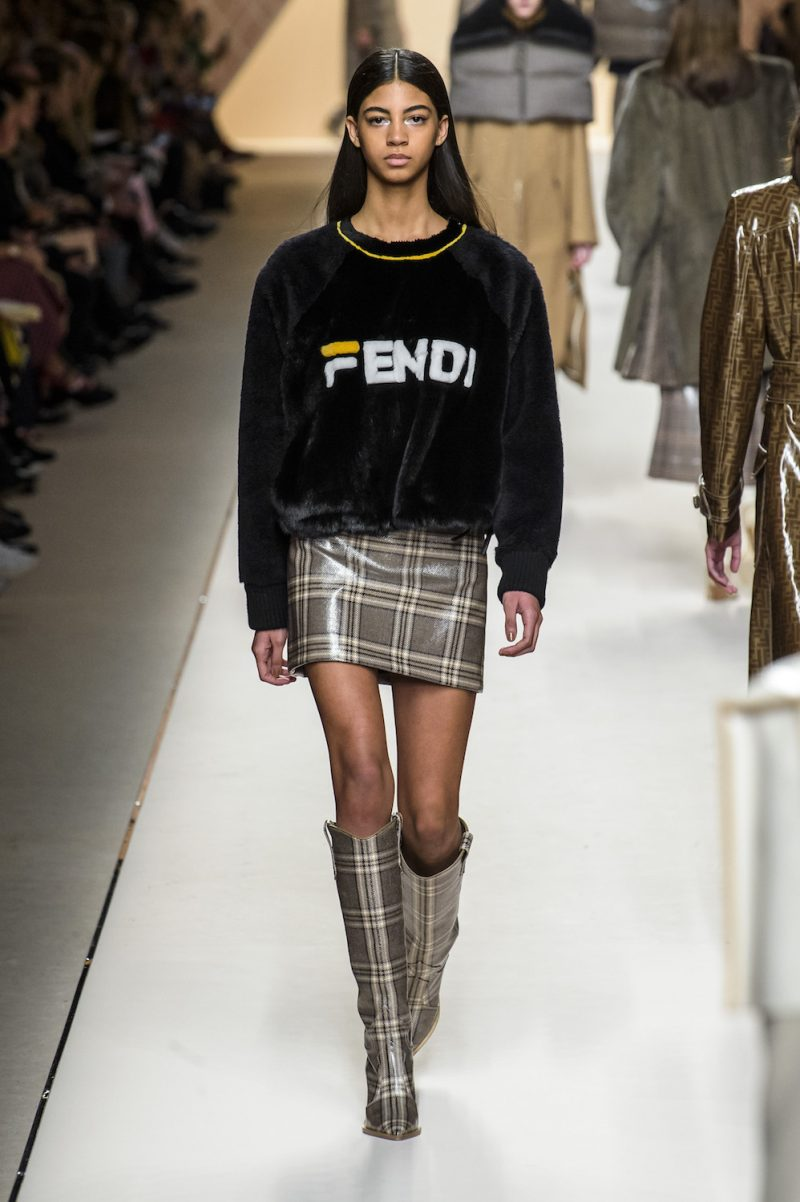 The Top 2018 Fall/Winter Fashion Trends to Follow 2018 fall/winter fashion trends The Top 2018 Fall/Winter Fashion Trends to Follow xFendi RF18 0616