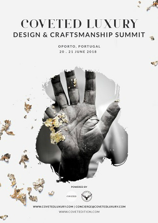 What To Expect From CovetED Luxury Design & Craftsmanship Summit 2018