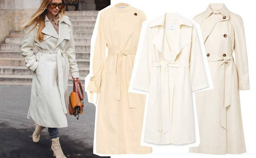 Get Your Street Style on Fleek with the Perfect Trench Coat Street Style Get Your Street Style on Fleek with the Perfect Trench Coat Get Your Street Style on Fleek with the Perfect Trench Coat 1