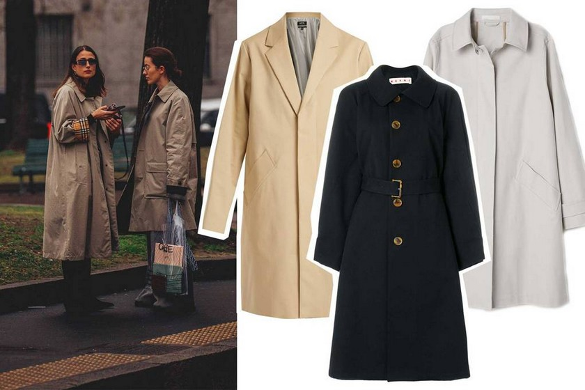 Get Your Street Style on Fleek with the Perfect Trench Coat Street Style Get Your Street Style on Fleek with the Perfect Trench Coat Get Your Street Style on Fleek with the Perfect Trench Coat 3