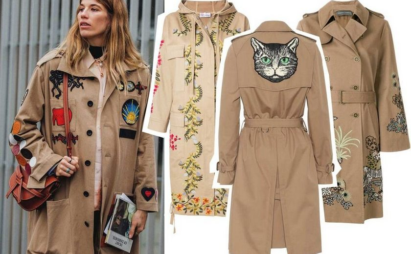 Get Your Street Style on Fleek with the Perfect Trench Coat Street Style Get Your Street Style on Fleek with the Perfect Trench Coat Get Your Street Style on Fleek with the Perfect Trench Coat 5