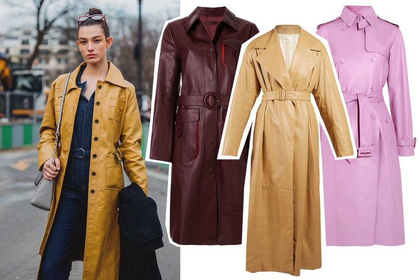 Get Your Street Style on Fleek with the Perfect Trench Coat Street Style Get Your Street Style on Fleek with the Perfect Trench Coat Get Your Street Style on Fleek with the Perfect Trench Coat 7