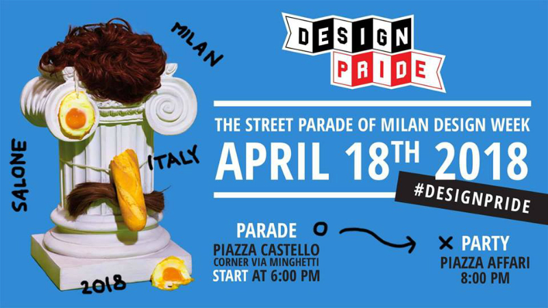 Here Are the Best Parties to Attend During Milan Design Week 2018 (2) milan design week 2018 Milan Design Week 2018: Get All the Invitations for the Best Parties Here Are the Best Parties to Attend During Milan Design Week 2018 2