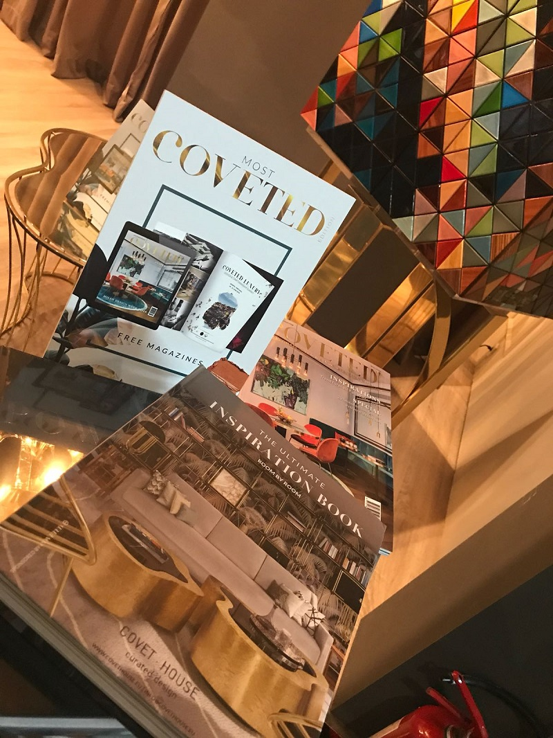 The Most CovetED Magazine Sparkles At Salone del Mobile 2018  ➤ #covetedmagazine #luxurymagazine #luxuryliving #interiordesign #homedecor #milandesignweek2018 #salonedelmobile2018 #isaloni2018 ➤ www.covetedition.com ➤ @covetedmagazine @bocadolobo @delightfulll @brabbu @essentialhomeeu @circudesign @mvalentinabath @luxxu @covethouse_ @rug_society @pullcast_jewelryhardware @bybrabbucontract salone del mobile 2018 The Most CovetED Magazine Sparkles At Salone del Mobile 2018 The Most CovetED Magazine Sparkles At Salone del Mobile 2018 8