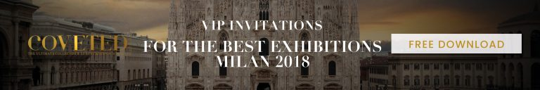 salone del mobile 2018 The Most CovetED Magazine Sparkles At Salone del Mobile 2018 article banner 1