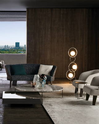 Minotti Will Present New Collection at Milan Design Week 2018. To see more news about luxury brands, subscribe our newsletter right now! #milandesignweek2018 #salonedelmobile #minotti #luxurybrands #topdesignerbrands #satooki #okisato #marciokogan #christophedelcourt #rodolfodordoni