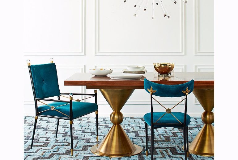 70.000 Mid-Century Modern Dining Chairs That Will Change Your Life Mid-Century Modern Dining Chairs 70.000 Mid-Century Modern Dining Chairs That Will Change Your Life 10 Velvet Dining Room Chairs That Youll Covet 8 1