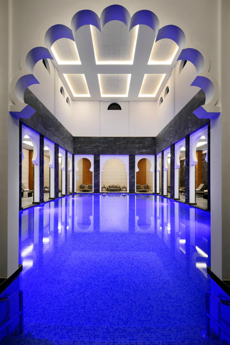 The 5* Marriott Constantine Is a Celebration of Moorish Architecture marriott constantine The 5* Marriott Constantine Is a Celebration of Moorish Architecture Experience the Modern Style of the Marriott Constantine in Algeria 12