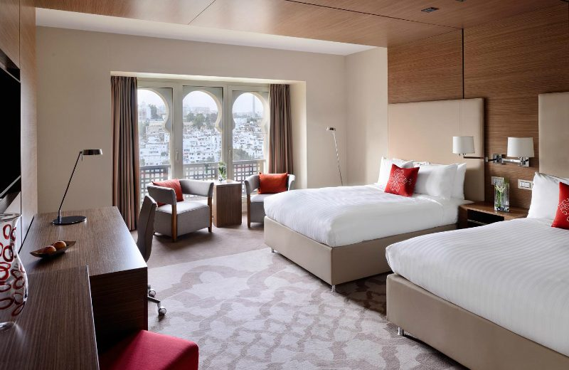 marriott constantine The 5* Marriott Constantine Is a Celebration of Moorish Architecture Experience the Modern Style of the Marriott Constantine in Algeria 13