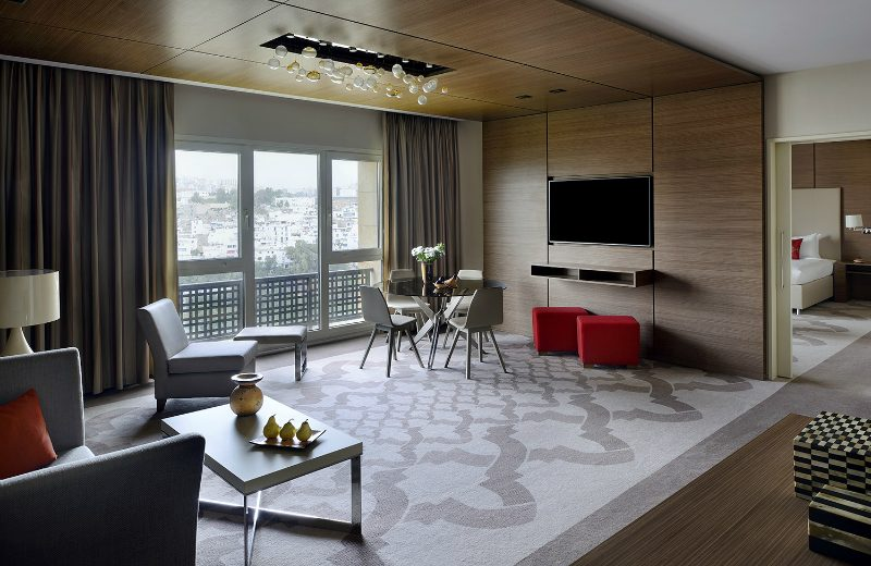 marriott constantine The 5* Marriott Constantine Is a Celebration of Moorish Architecture Experience the Modern Style of the Marriott Constantine in Algeria 14