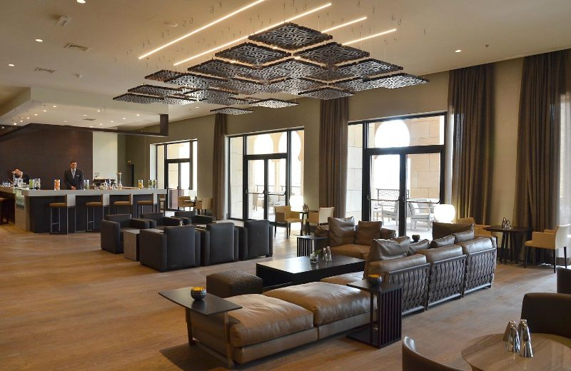 marriott constantine The 5* Marriott Constantine Is a Celebration of Moorish Architecture Experience the Modern Style of the Marriott Constantine in Algeria 17