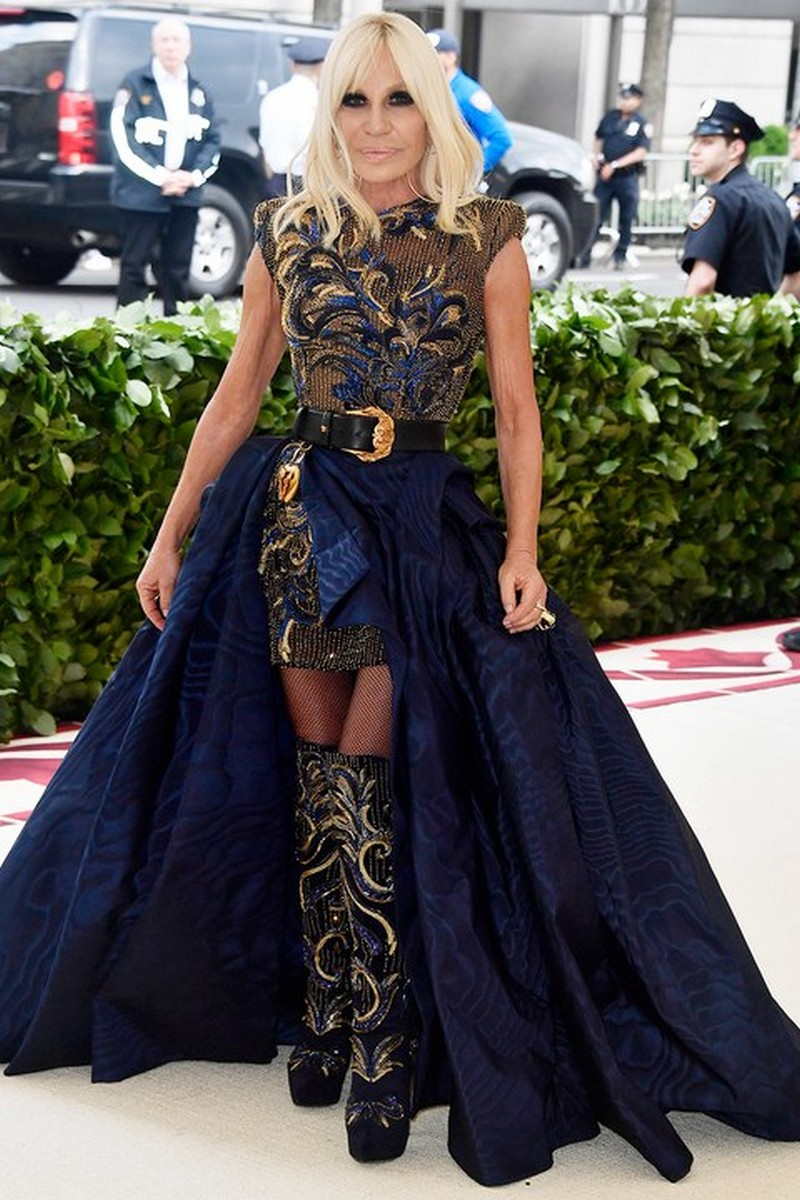 From Saints to Sinners, The Best Looks from the Met Gala 2018 Met Gala 2018 From Saints to Sinners, The Best Looks from the Met Gala 2018 From Saints to Sinners The Best Looks from the Met Gala 2018 3