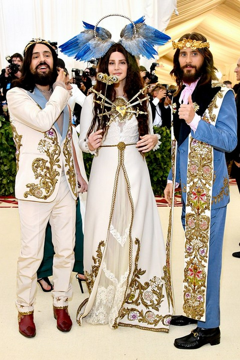From Saints to Sinners, The Best Looks from the Met Gala 2018 Met Gala 2018 From Saints to Sinners, The Best Looks from the Met Gala 2018 From Saints to Sinners The Best Looks from the Met Gala 2018 6