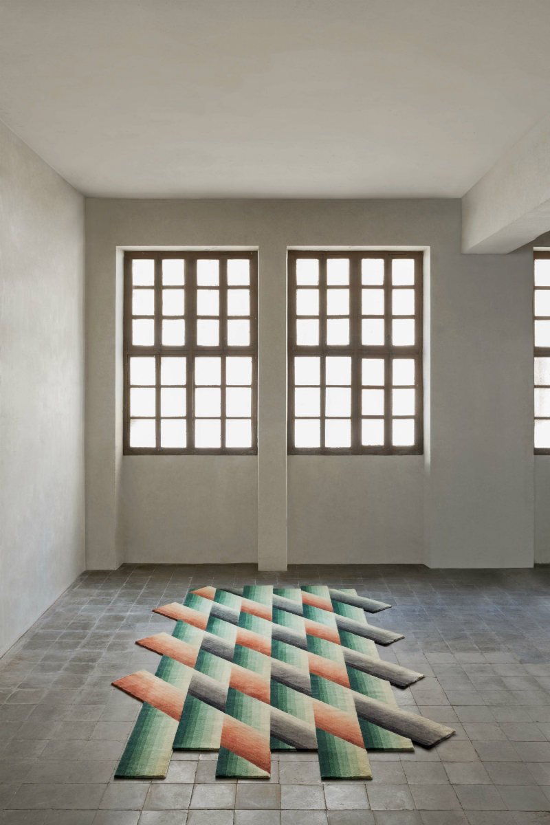 Latest Novelties and Trends from Gan Rugs at Salone del Mobile 2018 (7)