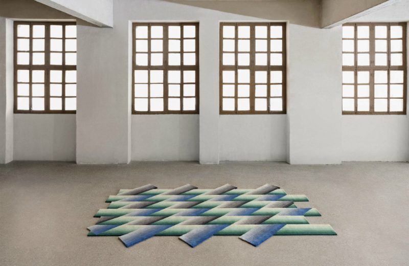 Latest Novelties and Trends from Gan Rugs at Salone del Mobile 2018 (8)