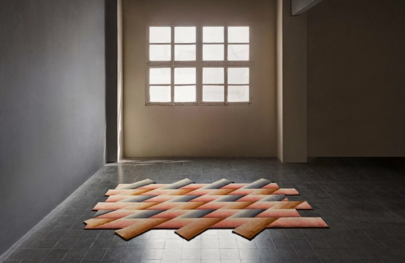 Latest Novelties and Trends from Gan Rugs at Salone del Mobile 2018 (9)