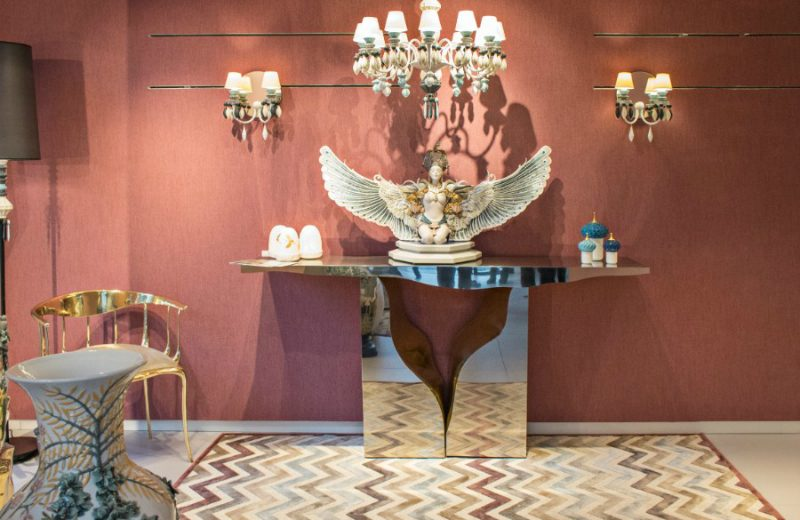 exclusive furniture Lladró Meets Boca do Lobo: A tale of Porcelain and Exclusive Furniture Lladr Meets Boca do Lobo a tale about High Porcelain and Exclusive Furniture 3