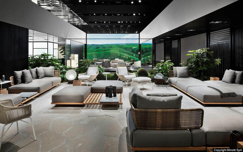 Minotti Presented Their Amazing New Collection at Isaloni 2018 isaloni 2018 Minotti Presented Their Amazing New Collection at Isaloni 2018 Minotti Presented Their Amazing New Collection at Isaloni 2018 1