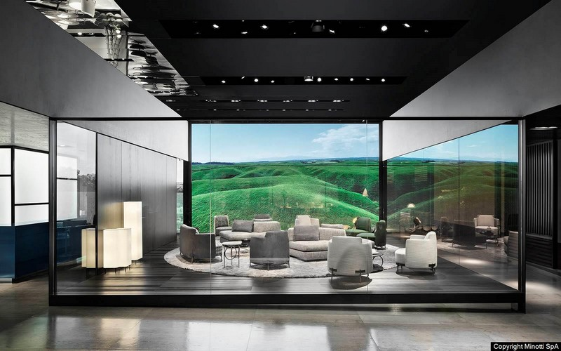Minotti Presented Their Amazing New Collection at Isaloni 2018 isaloni 2018 Minotti Presented Their Amazing New Collection at Isaloni 2018 Minotti Presented Their Amazing New Collection at Isaloni 2018 2