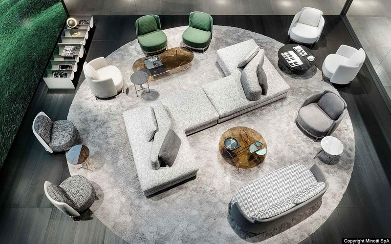 Minotti Presented Their Amazing New Collection at Isaloni 2018 isaloni 2018 Minotti Presented Their Amazing New Collection at Isaloni 2018 Minotti Presented Their Amazing New Collection at Isaloni 2018 3
