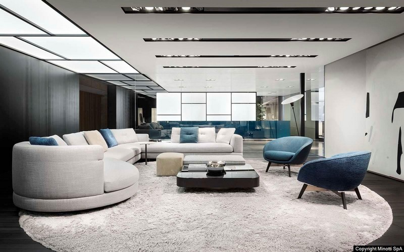 Minotti Presented Their Amazing New Collection at Isaloni 2018 isaloni 2018 Minotti Presented Their Amazing New Collection at Isaloni 2018 Minotti Presented Their Amazing New Collection at Isaloni 2018 4